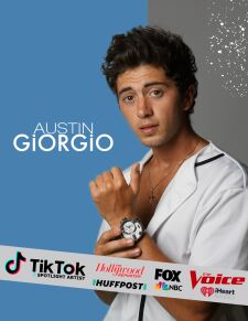 View more information about Austin Giorgio from The Voice Virtual Show