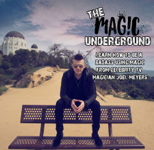 View more information about Joel Meyers - The Magic Underground