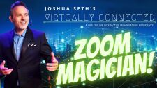 View more information about Joshua Seth Virtual Mind Reading Show