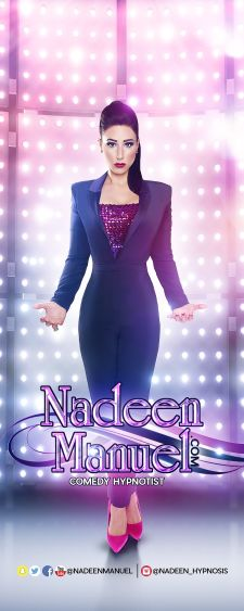 View more information about Nadeen -Virtual Self Hypnosis Show
