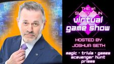 View more information about The Super Fun Virtual Game Show  with Joshua Seth